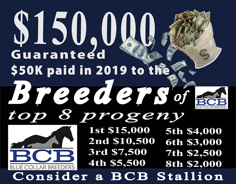 Blue Collar Breeders Guaranteed Payout